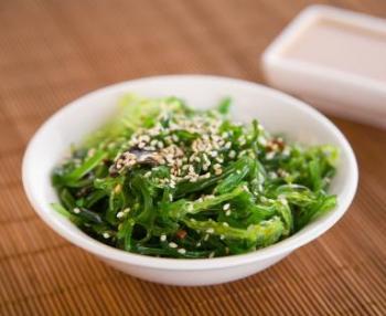 Algues dans la cuisine japonaise
