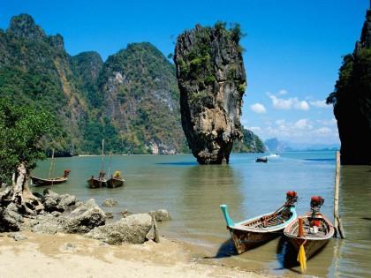 Baie de Phang Nga