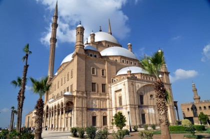 Mosquée Mohamed Ali au Caire