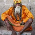 Sadhu à Varanasi