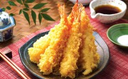 Tempura, plat japonais