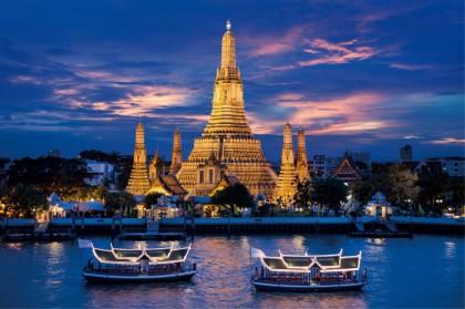 Wat Arun à Bangkok