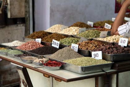 Bazar d'Old Delhi