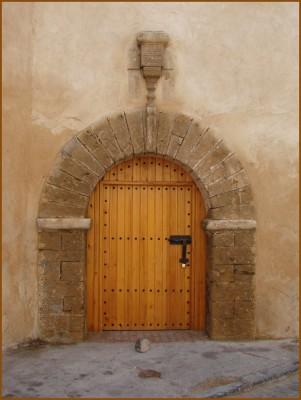 Porte à El Jadida