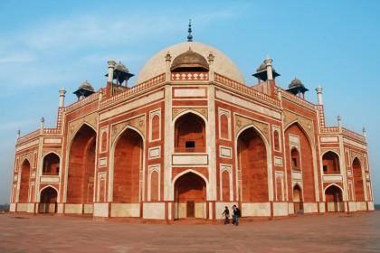 Jama Masjid de Delhi en Inde