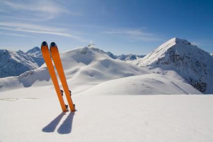Skier en voyage