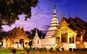 Temple à Chiang Mai