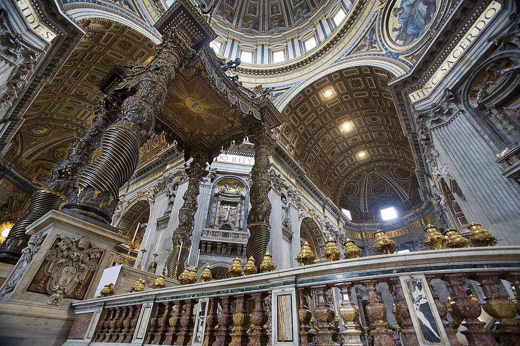 Visiter le vatican for Exterieur basilique saint pierre
