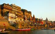 Varanasi et ses ghats