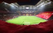 Stade de foot à Istanbul