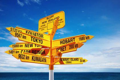 Choisir son prochain voyage